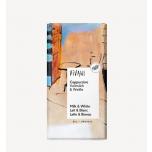 Vivani Organic Cappuccino Milk & White - piimashokolaad cappucinoga - 100g