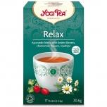 Yogi Tea Relax - Rahustav tee 17tk