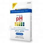 PH Testrid keha happelisuse mõõtmiseks süljest ja uriinist 100tk