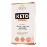 Biocyte Keto Slim Night - kehakaal, dieet, rasva põletus - 60tk - toidulisand