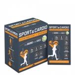 Biofarmacija Sport & Cardio - magneesium, kaalium, lihastele, energia - 14x17,5g - toidulisand