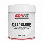 Iconfit Deep Sleep - Hea une segu - jõhvikamaitseline - 320g - toidulisand