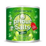 Alkaline Care - pHour Salts - 4 soola, ph tasakaal, energia, puhastumine - 450g - toidulisand