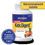 Enzymedica Kids Digest - närimistabletid lastele - 90tbl - toidulisand