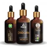 Argane Achifae argaania õli - naha taastaja, haavandid, kannalõhed, kuiv narmendav nahk - 50ml - kosmeetikatoode