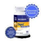 Enzymedica Digest + Probiotics - seedeensüümid ja bakterid - 90tbl - toidulisand