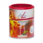 Fitline Activize Oxyplus - B kompleks guaranaga, energia, aju töö - 175g - toidulisand