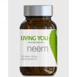 Living You Neem - düsbakterioos, bakterid, seened, puhastus, põletikud, parasiidid, psoriaas - 60tbl - toidulisand
