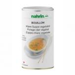 Nahrin puljong - Klaar juurviljasupp vähese kalorsusega, rasvavaba, vegan 400g - toidulisand