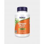 Now Foods Ginger Root - Ingver 550mg, seedimine, põletikuvastane - 100tbl - toidulisand