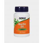 Now Foods Garlic Oil - Küüslauguõli kapslid, immuunsus - 100tbl - toidulisand