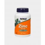 Now Foods Zinc - Tsink 50mg, haavade paranemine, vere hüübimine, kilpnääre - 250tbl - toidulisand