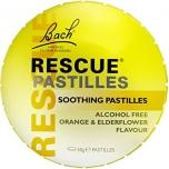 Rescue Remedy Bach rahustavad imemistabletid apelsini- ja leedriõiemaitselised 50g - toidulisand