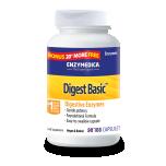 Enzymedica Digest Basic seedeensüümid - 90tbl + 20% BOONUS = 108tbl - toidulisand