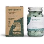 Georganics looduslikud suuvee tabletid - piparmünt 180tbl