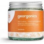 Georganics looduslik hambapulber apelsiniga 120ml