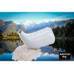 Soolapiip Himaalaja soolaga-inhalaator,hingamisteede avaja, immuunsus