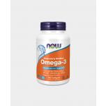 Now Foods Omega-3 - Omega 3, süda, seedimine, kolesterool - 100tbl - toidulisand