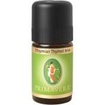 Primavera Thymian Linalool Bio - tüümianiõli, tugevdab ja taaselustab, liigese- ja lihasevalu - 5ml