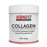 Iconfit Collagen - Hüdrolüüsitud Kollageen - 300g - toidulisand