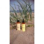 Looduse Pärl Päevitusõli - seesamiseemne õli baasil, jojoba-porgandiõli ja E vitamiiniga - 150ml