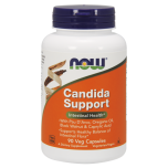 Now Foods Candida Support - soolestiku tervis - 90tbl - toidulisand