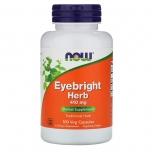 Now Foods Eyebright Herb 410mg - Silmarohi silmadele, nägemine, arvutiga töö - 100tbl - toidulisand