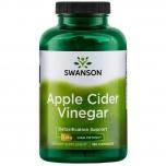 Swanson Õunaäädika kapslid - ph tasakaal, kehakaal, ainevahetus, seedimine - 180tbl - toidulisand