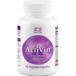 ActiVin -  resveratroliga veresooned, süda, aju verevarustus, diabeetikule - 60tbl - toidulisand