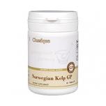 Santegra Norwegian Kelp GP - pruunvetikas, hormoontasakaal, väsimus, Jood, kehakaal - 60tbl - toidulisand