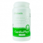Santegra CardioPhyt - südamele, ajule, vererõhk, kolesterool, veresoone elastsus, pulss - 60tbl - toidulisand