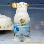 Dr. Nona Halo Dead Sea Bath Salt Rosemary, Eucalyptus, Thyme - surnumeresoola vannisool rosmariini, eukalüpti ja tüümianiga - 300g