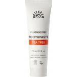 Urtekram Fluoride Free Toothpaste Tea Tree - teepuu hambapasta, fluoriidivaba - 75ml