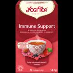 Yogi Tea Immune Support - immuunsüsteemi tugevdav tee - 17tk